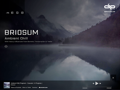 Briosum - Ambient Chill Music - screenshot