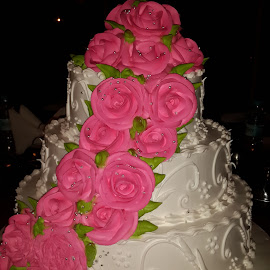 Decorated Icing Cake. by Tanvir Iqbal - Food & Drink Cooking & Baking