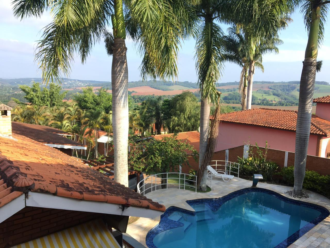 Chácara de estilo com 5 dormitórios à venda, 1000 m² por R$ 980.000 - Terras de San Marco - Itatiba/SP