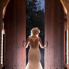 Doors by Lood Goosen (LWG Photo) - Wedding Bride ( wedding photography, wedding photographers, wedding day, weddings, wedding, wedding day wedding dress, brides, wedding photographer, bride,  )