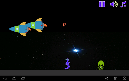 Stickman in Space! - screenshot