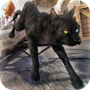 Cover art 3D Cat Simulator Game For