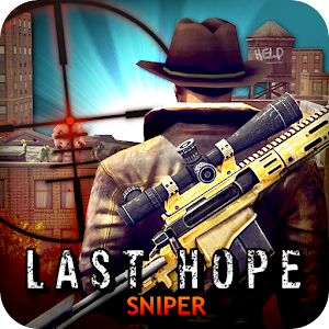 Last Hope Sniper - Zombie War For PC (Windows & MAC)