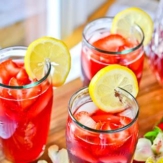 Hibiscus Tea Lemonade Recipes