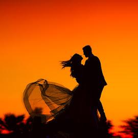 wed by Dejan Nikolic Fotograf Krusevac - Wedding Bride & Groom ( kraljevo, aleksandrovac, vencanje, paracin, beograd, bridal, dejan nikolic, sunset, wedding, krusevac, svadba, bride, groom, fotograf )