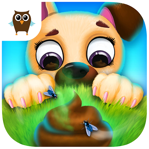 Kiki & Fifi Pet Friends - Furry Kitty & Puppy Care (game)