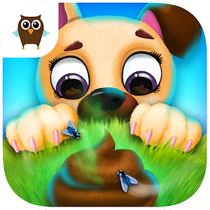 Kiki & Fifi Pet Friends - Furry Kitty & Puppy Care Icon