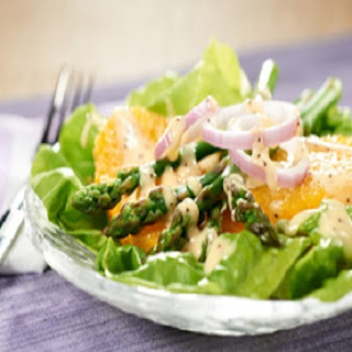 Orange and Asparagus Salad