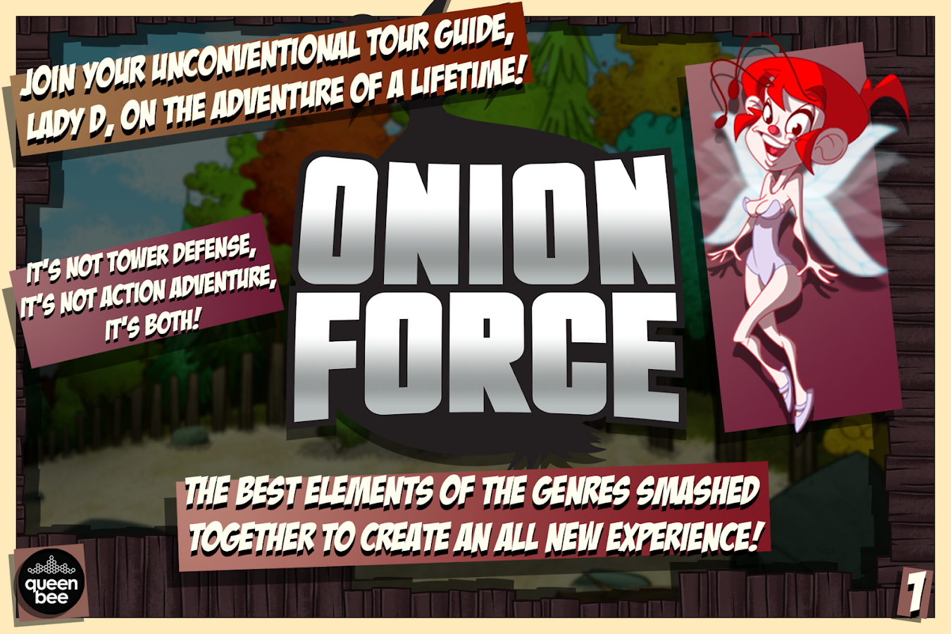 Onion Force Screenshot 0