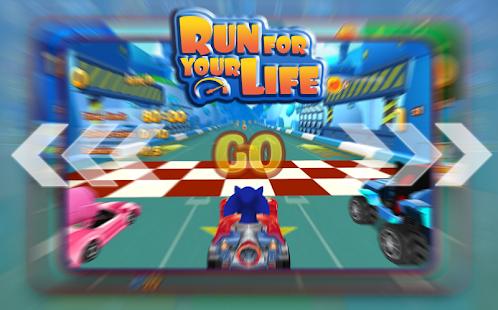Sonic Kart| Racing Game Mod Apk Latest Version | mod-apk info
