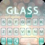 Glass Theme for Kika Keyboard Icon