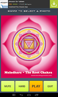 Chakra Meditation Puzzle - screenshot