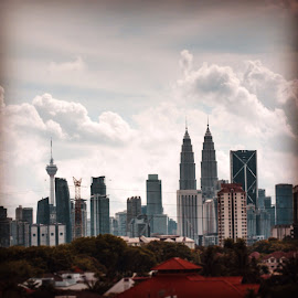 Kuala Lumpur by Sandy Ling - City,  Street & Park  Historic Districts