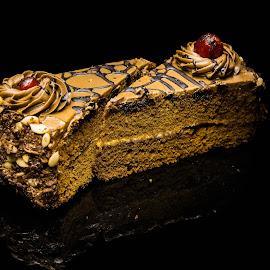cake by Shajin Nambiar - Food & Drink Cooking & Baking