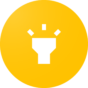 Power Light - Flashlight LED Icon