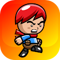 Game Angry Boy Run - FREE apk for kindle fire