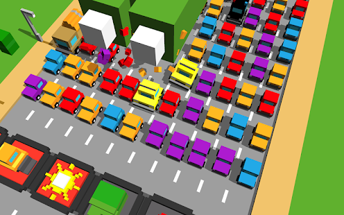 Smashy Traffic - screenshot