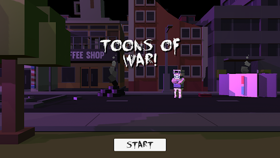 Toons of War - screenshot