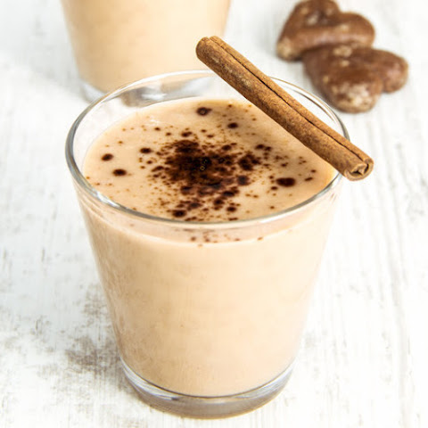Hot Cinnamon Apple Smoothie