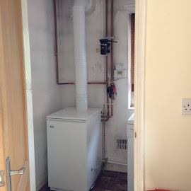 Replacement boiler in Sulgrave - Northamptonshire