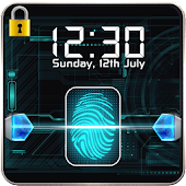App Fingerprint Lock Screen Prank APK for Kindle