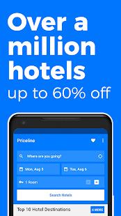 Priceline Travel - Hotels, Rental Cars & Flights for pc