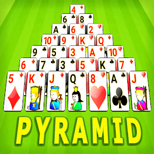 Pyramid Solitaire 3D Icon