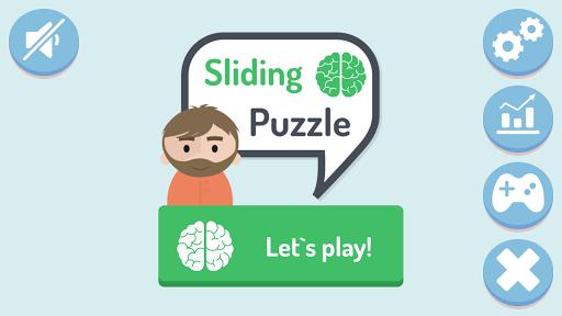 Sliding Puzzle - screenshot