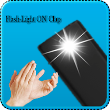 Clap to Flashlight ON/OFF