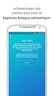 App e-Devlet Anahtar apk for kindle fire