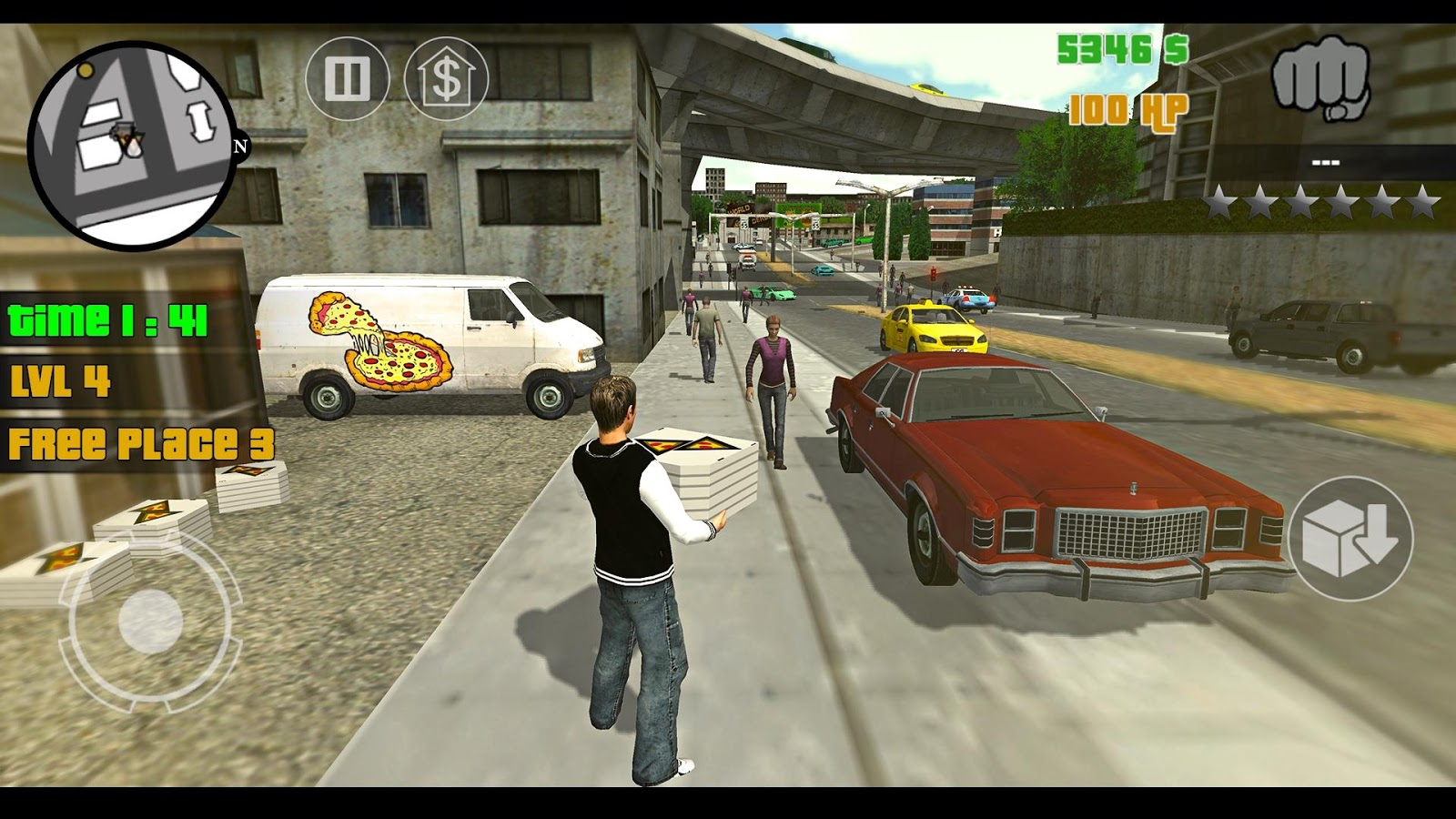 Clash of Crime Mad San Andreas Screenshot 3