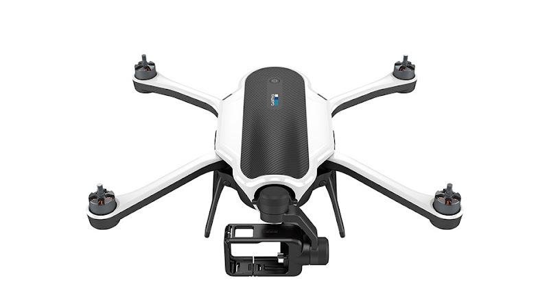 GoPro Karma for HERO5 Black Camera sold separately.