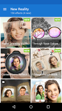 Photo Lab Фото редактор FX APK screenshot thumbnail 5