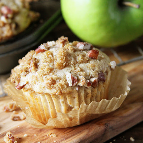 Apple Cinnamon Crunch Muffins (Advantium Recipe)