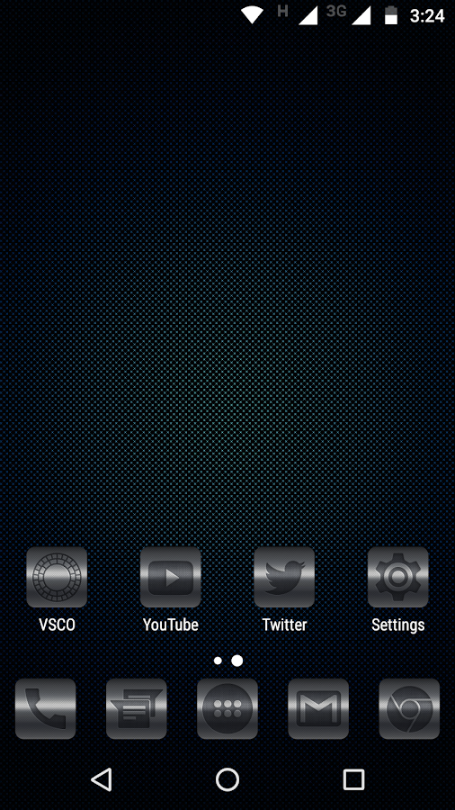 Kick Icon Pack Screenshot 5