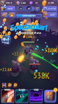 Nonstop Knight APK screenshot thumbnail 6