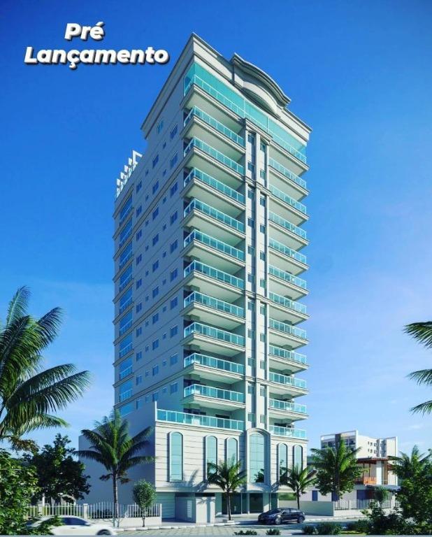 Empreendimento de Alto Padrão, 71m², 2 suítes, Living room integrado com estar, jantar e cozinha - R$ 589.900 - Balneário Perequê - Porto Belo/SC