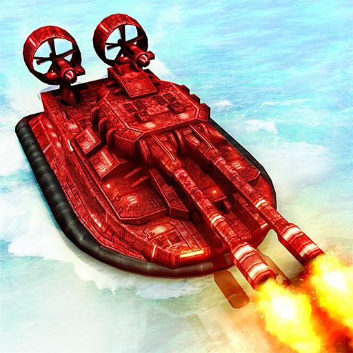 Hovercraft Destruction.io (game)