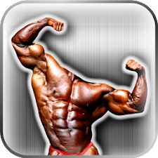 Bodybuilding App Photo Montage