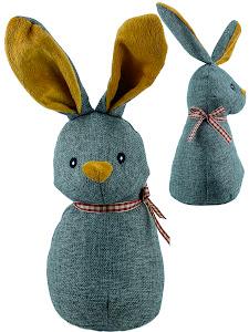 Игрушка мягконабивная плюшевая Кролик-стоппер, Город Игр