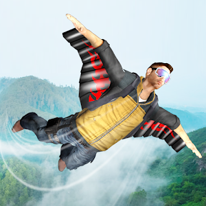 Wingsuit Simulator 3D - Skydiving Game For PC (Windows & MAC)
