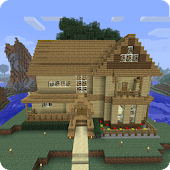 Maps Survival Village MCPE APK for Bluestacks
