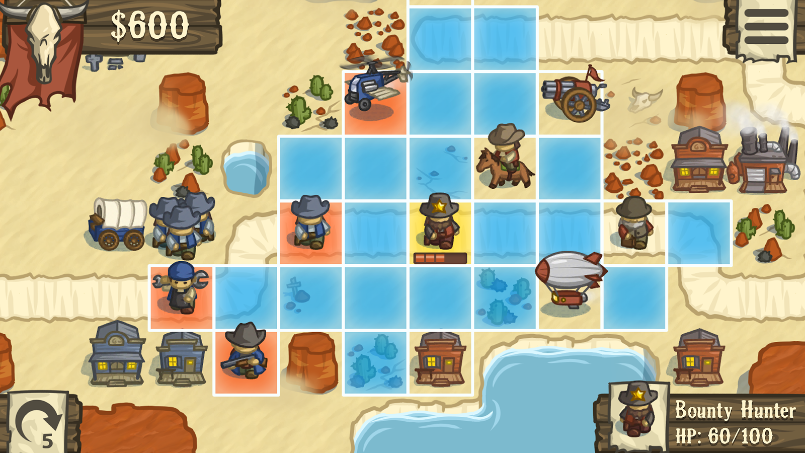 Lost Frontier Screenshot 4