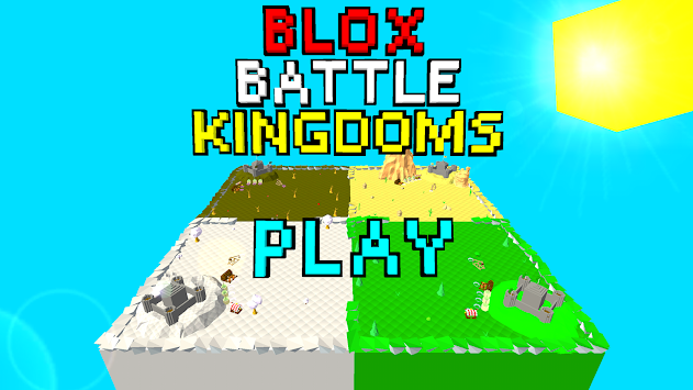 Blox Battle Kingdoms apk screenshot