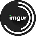 Imgur Spiral Watch Face APK for Bluestacks
