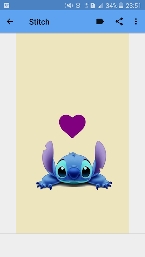 Stitch Wallpaper screenshot 4