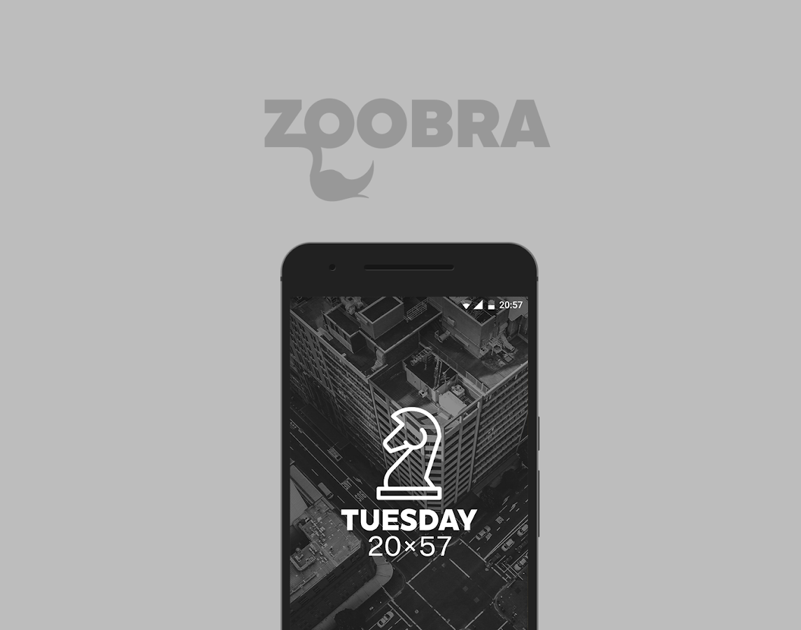 Zoobra Widgets Screenshot 2