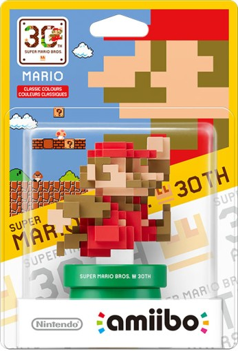 30th Anniversary Mario - Classic Color packaged (thumbnail) - Super Mario Bros. 30th Anniversary series