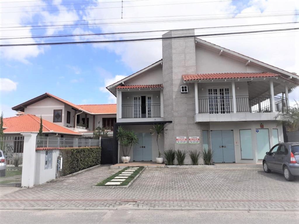 Casa com 4 dormitórios à venda por R$ 1.800.000 - Universitário - Tijucas/SC