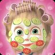 Masha and the Bear - Hair Salon and MakeUp Games